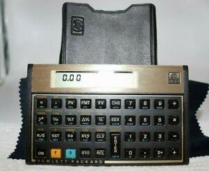 HP-12C-Financial-Progammable-Calculator