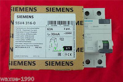 1pcs New Siemens 5SV4316-0
