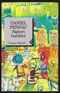 DANIEL-PENNAC-034-SIGNORI-BAMBINI-034-PRIMA-EDIZIONE-1998