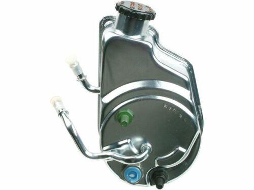 57DY52H Power Steering Pump Fits 2001-2010 Chevy Silverado 2500 HD 6.0L V8