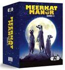 Meerkat Manor Series 3 - DVD Region 2
