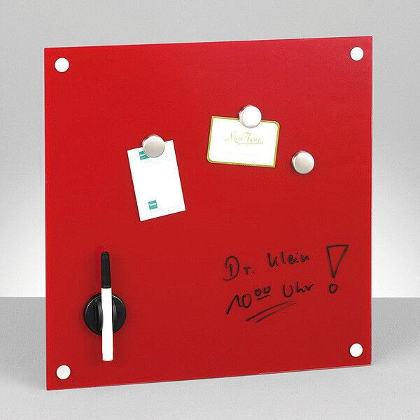 imanes Vidrio Board beschreibtafel vidrio pizarra marrón para la cocina hierbas en el vidrio