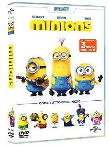 MINIONS-Come-Tutto-Ebbe-Inizio-DVD-ANIMAZIONE-DIGITALE-UNIVERSAL