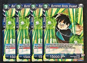 Burnished Bonds Shugesh TB3-028 FOIL C Dragon Ball Super TCG Near Mint