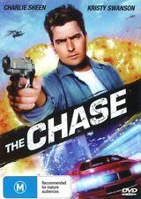 The Chase Charlie Sheen, Kristy Swanson, Wayne Grace UK Compatible Region 2 DVD