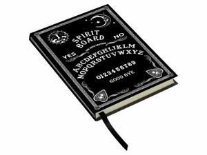 Spirit Board A5 Journal - Mystic Wicca Witch Pagan Design Notebook