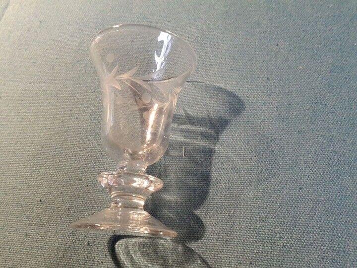 Glas, Karaffel og glas