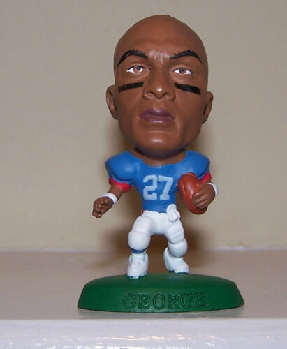 Eddie George Tennessee Titans 1997 Headliners 3/'/' Action Figure