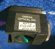 Fluorescence Cube Xf72 Omega Optical 540drlp Dichroic 510df23 Filter