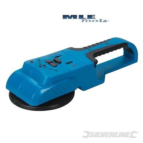 #220946 Silverline 3 in 1 Detector Stud Metal /& AC Live Wire electrician plumber