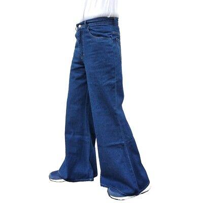 Nouveau 90 S Y2K Hommes Femmes Baggy Patineuse Jeans Street Denim Hip Hop Jambe Large Mega