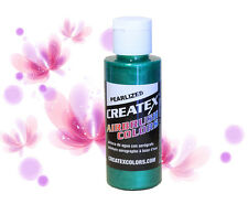 Createx Airbrush Farbe  *Pearl Turquoise