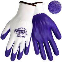 Tsunami Grip 500 Work Gloves 3 Pair Pack (LARGE)