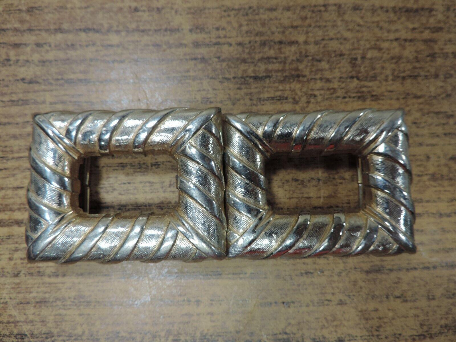 Dotty Smith Belt Buckle - image 1