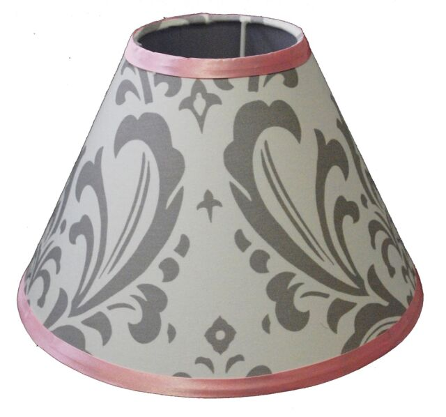 Lime Zebra by Sisi Lamp Shade