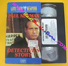 VHS film DETECTIVE'S STORY Il grande cinema di Paul Newman FABBRI (F113) no dvd