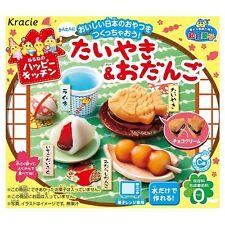 Kracie Popin Cookin DIY Japanese Snack Soft Candy Kit : Taiyaki & Odango