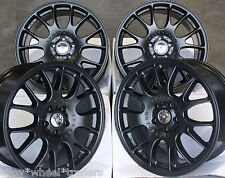 "18"" MB CH ALLOY WHEELS FITS AUDI A3 A4 A6 A8 Q3 Q5 TT 06> 5X112"