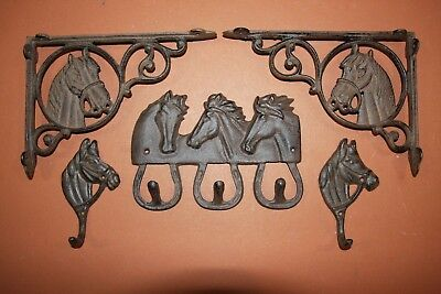 country star wall decor ebay.htm 5  western shelf brackets  horse  wall hooks  corbels  country  horse  wall hooks  corbels
