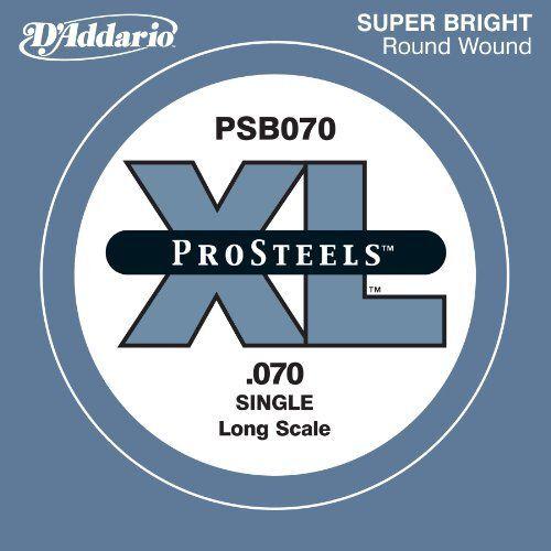 D'Addario PSB070SL Single Bass Prost 070 Sup Long