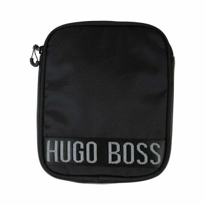 Hugo Boss J20H45 Black 09B Man Bag Boys Shoulder Side Cross Body Bag