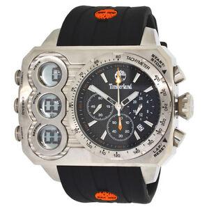 Timberland-XXL-orologio-da-polso-da-uomo-analogico-digitale-Quarzo-Modello