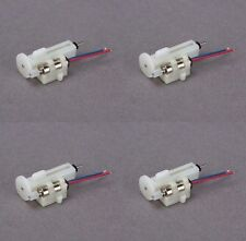 Four ParkZone PKZU1236 Super Lite Servo Mechanics: Mini-Vapor X4