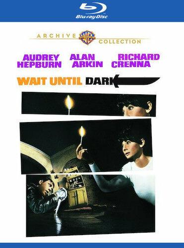 Wait Until Dark (1967 Audrey Hepburn) BLU-RAY NEW