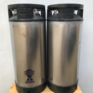 Cornelius Keg for beer 19L ball lock homebrew from Italy