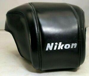 Nikon-CTT-camera-Case-F2-SB-ever-ready-black-Top-part-only