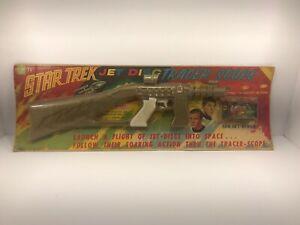 Star-Trek-Vintage-Tracer-Scope-Rifle-1968-Sealed-Rare