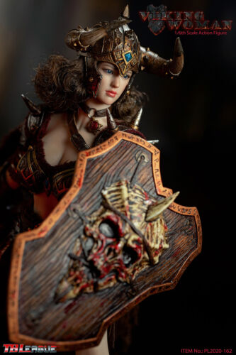 TBLeague PL2020-162 Scale 1//6 Viking Woman Action Figure  IN BOX IN STOCK