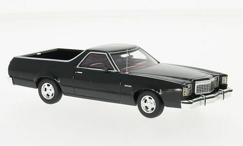 Ford Ranchero  Black  1979 (Neo Scale 1 43   46885)