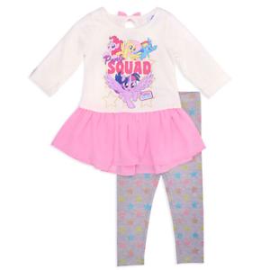 Baby Girl Gray Sparkle Leggings Size 3T NWT