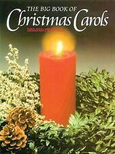THE BIG BOOK OF CHRISTMAS CAROLS NEW PAPERBACK BOOK