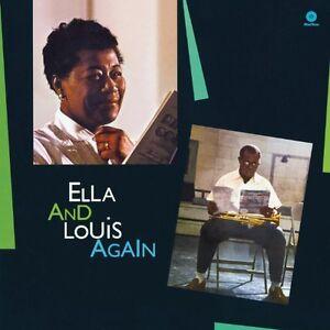 Ella-Fitzgerald-Ella-amp-Louis-Again-New-Vinyl-180-Gram