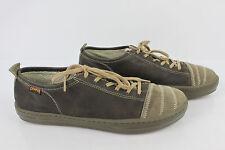 Baskets Sneakers CAMPER IMAR Cuir Nubuck et Daim Marron T 42 TTBE