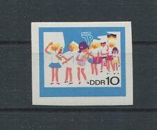 DDR pH 1432 pionieri 1968 fasi pressione Mer 100. - Music Scouts PROOF RARE!!! d882