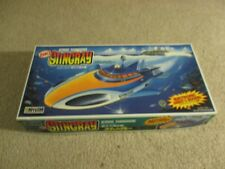 Doyusha Big Stingray Atomic Submarine Electronic Light Kit Complete Unbuilt