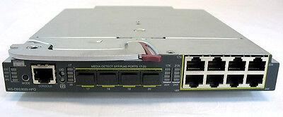 FleißIg Hp Cisco Ws-cbs3020-hpq V02 C7000 Catalyst Blade Switch 410916-b21 432904-001