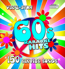 VOCAL-STAR 60s DECADES SONGS KARAOKE DISC PACK CDG CD+G 8 DISCS 150 SONGS