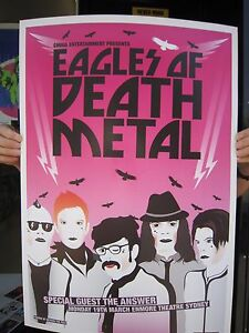 Eagles-of-Death-Metal-Enmore-Theatre-Sydney-2007-Concert-Poster-Art-Ben-Alpass