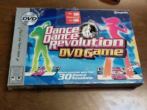 Dance-Dance-Revolution-DVD-Game-2006-DDR-BRAND-NEW-SEALED