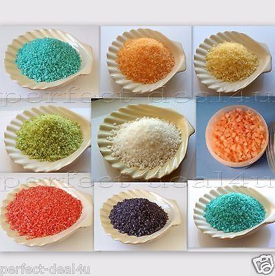 Dead Sea Salt 100% Authentic Natural Lavender Pine Roses Apple Eucaliptus Vanila