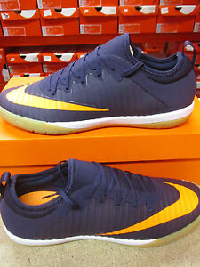 brand new b5465 0ee2d Details about Nike MercurialX Finale II IC Mens Indoor Football Shoes  831974 589 trainers