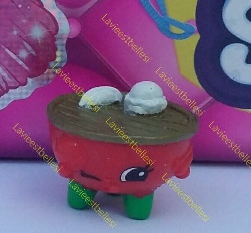 SHOPKINS EXCLUSIVE METALLIC ORNAMENT BAUBLE// BALL ☆CHRISTMAS 2016☆ YOUR CHOICE