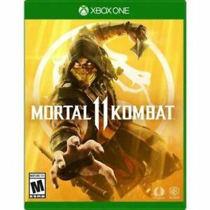 MORTAL-KOMBAT-11-Xbox-One-Brand-New-Sealed