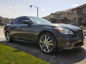 2012 Infiniti M37x - Luxury AWD
