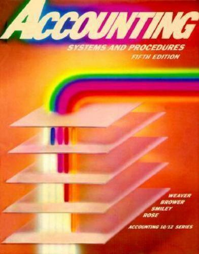Glencoe Accounting, Accounting Systems and Procedures