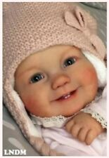❤Beautiful Custom Made Reborn Baby❤From Emilia kit ❤ Ready July